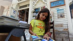İstanbulun çocuklara özel, ücretsiz kitap zinciri Heybeliadada