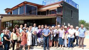 Mavi Evde Alzheimer Günü kutlandı