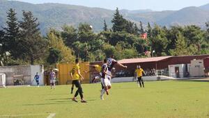Hatayspor - İstanbulspor: 1-0