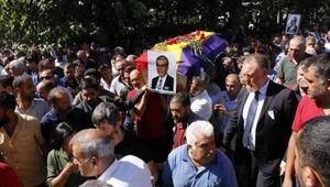 HDP eski milletvekili Ayhan'ın cenazesi Siverek'te (2)