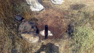 Siverek'te ham petrol hırsızlığı