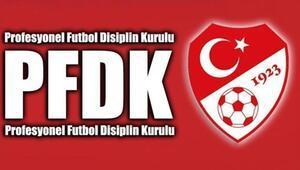 Beşiktaş ve F.Bahçe PFDKya sevk edildi
