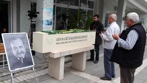 Oyuncu Yakup Yavru, Amasyada yaptırdığı mezara defnedildi