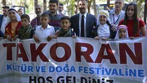 Siverek'te, Takoran festivali başladı