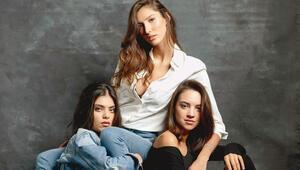 Zaten kıskanılan bir kızdım Türkiye'nin en güzel 3 kızı Hürriyet Pazar'a konuştu.