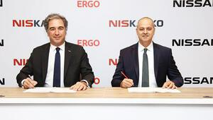 Ergo Nissan işbirliği