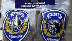 Edirnede okul önlerinde uyuşturucu satan 24 şüpheli gözaltına alındı