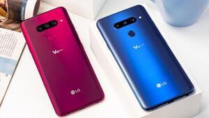 LG V40 ThinQ: 5 kameralı ilk telefon