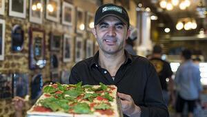 Türk pizzacı, kasırga mağdurlarına dev pizzalarla yardım sağlayacak