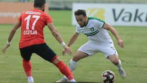 Ümraniyespor evinde Denizlisporu 3-0 mağlup etti