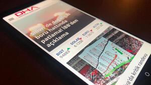 DHA mobil uygulaması Android cihazlar için yayında