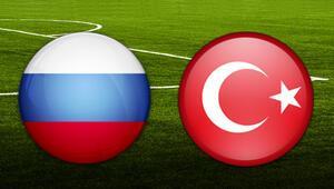 Milli maç ne zaman Rusya Türkiye maçı ne zaman saat kaçta