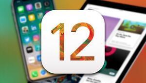 iOS 12.0.1 güncellemesi yayında Yeni neler var
