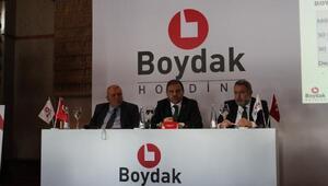 Boydak Holdingin cirosu 7,3 milyara yükseldi