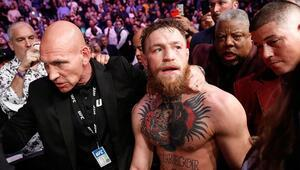 McGregora bir şok daha Khabib...