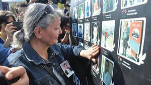 Ankara Garında hüzünlü anma