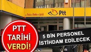 PTT yazılı sınavı kesin sonuçları ne zaman açıklanacak