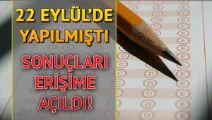 YÖKDİL sınav sonuçları Anadolu Üniversitesi tarafından açıklandı YÖKDİL sınav sonucu sorgulama sayfası