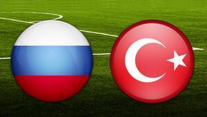Rusya Türkiye maçı ne zaman saat kaçta yayınlanacak Milli maç hangi kanalda