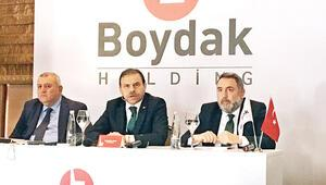 Boydak'ın cirosu 7.3 milyara yükseldi