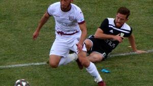 Bandırmaspor-Manisa Büyükşehir Belediyespor: 0-0