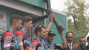 TUR 2018de şampiyon Eduard Prades oldu