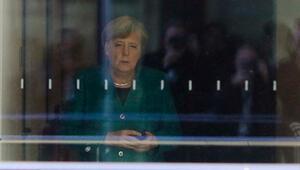 Dünyanın gözü oradaydı... Almanyada soğuk duş