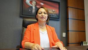 CHPli Müzeyyen Şevkin taşeronlar için soru önergesi verdi