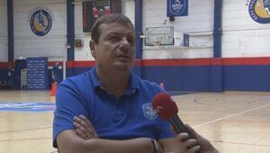 (ÖZEL) Ergin Ataman: Hedeflerimden biri de NBAde takım çalıştırmak
