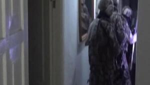 (Ek bilgi fotoğrafla yeniden) - Hırsızın evini soyan hırsız, bazada saklanırken yakalandı