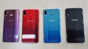 Samsungun yeni telefonu Galaxy A6S yolda