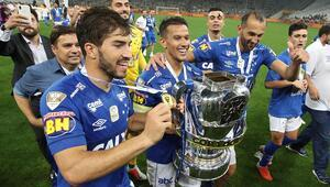 Copa do Brasil 6. kez Cruzeironun