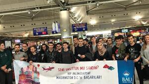 BAU'lu öğrencilerin hazırlık eğitimleri ABD ve Kanada'da başlıyor