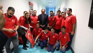 Cumhurbaşkanı Erdoğan: Diyarbakır halkı teröristleri hüsrana uğrattı (2)