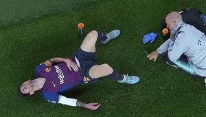 Barçada büyük şok Messi, Real Madrid...