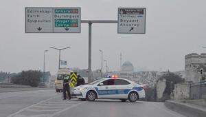 İstanbulda bugün bu yollar kapalı