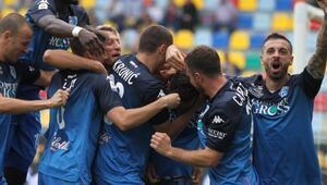 Salih Uçan attı Empoli 1 puanı kurtardı