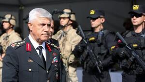Jandarma Genel Komutanı Çetin: Önceliğimiz yerli silah ve malzeme