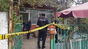 Babasının evleneceği Gürcü kadını boğazını keserek öldürdü