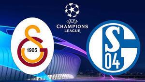 Galatasaray Schalke 04 maçı hangi kanalda saat kaçta şifresiz mi yayınlanacak