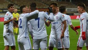 Altınordu UEFA Gençlik Liginde 2. tura yükseldi