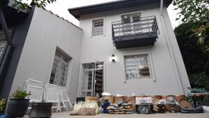 Uyuşturucu imalathanesine dönüştürülen villa baskını (1)