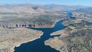 Fırat Nehrinden 27 milyar dolar enerji geliri