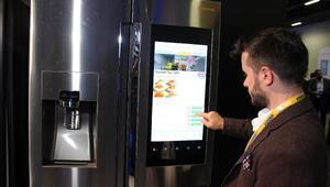 Artık market alışverişleri buzdolabından yapılacak