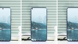 Samsung telefonlarda çentik yerine delik olacak