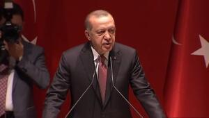 Son dakika... Cumhurbaşkanı Erdoğandan kritik mesajlar