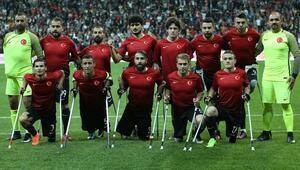 Ampute futbolda Dünya Kupası heyecanı