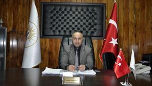 Siverek Belediye Başkan Yardımcısı istifa etti