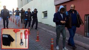 Pes dedirten olay İstanbuldan geldiler...
