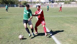 Karbel Karaköprü Belediyespor - Nevşehir Belediyespor: 1-0